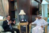 Wamenlu jajaki kerja sama lembaga investasi Indonesia dan Qatar