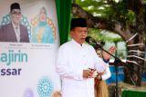 Pimpinan MPR resmikan Masjid Syahrul Muhadjirin Makassar