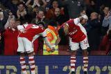 Arteta senang dengan performa Aubameyang bersama Arsenal
