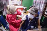 PT Timah gencarkan vaksinasi COVID-19 warga Desa Kulur