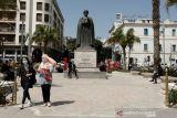 Pas vaksin diberlakukan di Tunisia