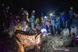 Akses jalan Medan-Berastagi ditutup sementara akibat longsor, empat tewas