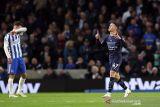 Manchester City hajar Brighton 4-1