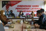 Bapas Makassar dipilih sebagai lokasi diseminasi keadilan restoratif