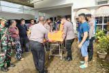 Polisi usut kasus dugaan perampokan tewaskan pemilik rumah di Padang