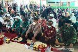 TNI bersama warga Deiyai hadiri perayaan maulid Nabi Muhammad SAW