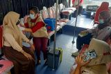 Bantu daerah percepat tingkat vaksinasi, DSLNG gelar program vaksin keliling