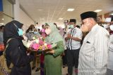 Pemprov NTB menyambut meriah kepulangan kafilah STQ Nasional