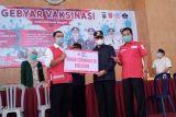 PMI Sumbar bantu 5.000 dosis vaksin ke Pemkab Agam