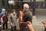 Gubernur Ganjar Pranowo ziarah ke Makam Bung Karno di Blitar