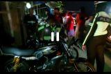 Ini video pembubaran aksi balap liar di Jalan Pantai Suryawangi