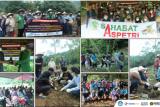 Universitas Pancasila budi daya kebun tanaman obat