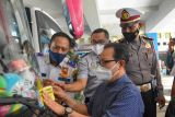 One gate system bus wisata Yogyakarta direncanakan berlaku setiap hari