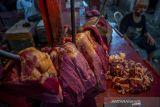 Permintaan Daging Sapi di Palu Meningkat