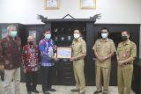 Raih WTP, Pemkab Barut terima piagam penghargaan dari Kementerian Keuangan