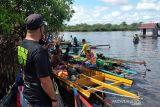 Kenalkan potensi wisata, DPRD Barsel apresiasi balapan perahu ketinting