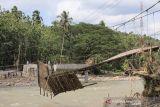 BPBD OKU imbau masyarakat sekitar  DAS waspada banjir bandang