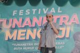 Dompet Dhuafa-Kawan Netra gelar Festival Tunanetra Mengaji