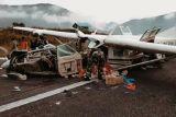 Pesawat Cargo Smart Air kecelakaan di Ilaga Papua, pilot meninggal