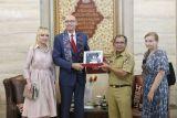 Dubes Ceko dan Wali Kota Makassar bahas potensi investasi