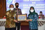 Sleman meraih penghargaan dari Menteri Keuangan setelah WTP sepuluh kali