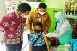 Kebut vaksinasi pelajar percepat pemulihan pendidikan di Kotim