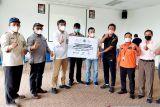 SKK Migas-KKKS beri bantuan sembako kepada masyarakat terdampak COVID-19