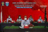 Kemenkumham Kalteng ikuti Pelayanan Publik Legal Expo 2021