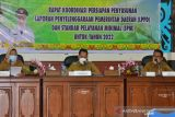 Wali Kota Palangka Raya minta OPD tingkatkan penyusunan LLPD