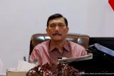 Luhut: Presiden Jokowi minta harga tes PCR turun menjadi Rp300 ribu
