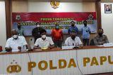 Mantan Bupati Yalimo LP jadi tersangka dana bansos Rp1 miliar