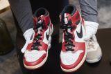 Fantastis, sepatu Michael Jordan laku Rp20,8 miliar
