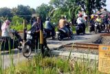 PT KAI imbau masyarakat waspadai perlintasan agar tak tertabrak kereta