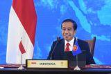 Presiden Jokowi: Penurunan COVID-19 di ASEAN harus jadi momentum bangkit bersama