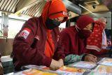 ACT hadirkan 428 porsi makanan dapur bus bagi masyarakat Pekanbaru