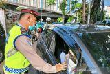 Polres Metro Jakbar berlakukan sanksi tilang ganjil-genap mulai Kamis