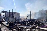 38 rumah hangus terbakar di Tarakan Selasa siang