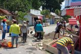 Manfaatkan DanDes, Desa Minanga Satu giatkan pembangunan