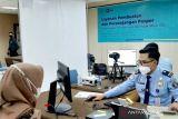Permintaan pembuatan paspor di Palembang meningkat
