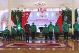 Paku Alam X melepas atlet Yogyakarta ke Peparnas Papua