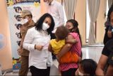 Menteri PPPA minta prioritaskan hak perempuan-anak korban gempa Bali