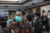 KPK ingatkan mantan Wakil Ketua DPR RI Azis Syamsuddin soal keterangan palsu
