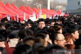 Rekor, sebanyak dua juta orang mendaftar jadi CPNS di China