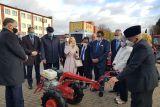 Demi petani dan kedaulatan pangan Indonesia, Belarus pun dijajaki