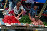 Harga cabai di Solok Selatan naik menjadi Rp50 ribu perkilogram