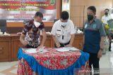 Tekan peredaran narkoba, Pemkab Bartim dan BNNP Kalteng jalin kerja sama