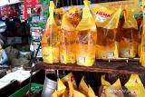 Harga minyak goreng naik
