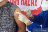 1,8 juta lebih warga Sulawesi Utara sudah dapatkan vaksinasi COVID-19