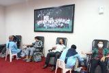 OJK mengajak insan industri keuangan di Jambi donor darah
