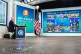 Joe Biden umumkan dana untuk inisiatif baru perluas kemitraan AS-ASEAN